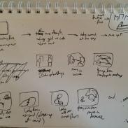 Sanjana sketches