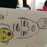 Jeremiah sketches