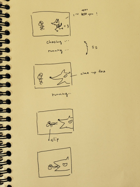 story-board: page 4