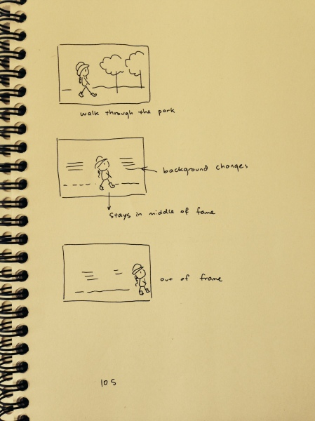 story-board: page 2
