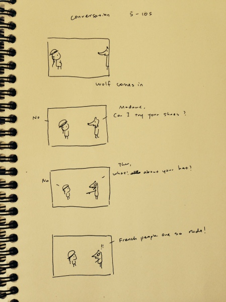 story-board: page 3